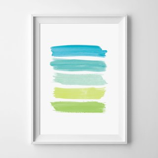 Beautiful Piece (3) Customizable poster