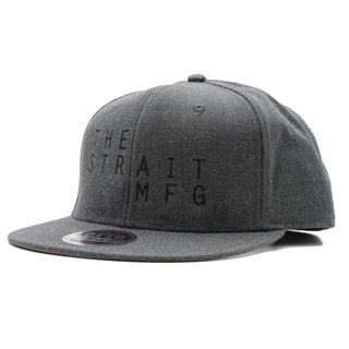 TSM SNAPBACK CAP # D. HEATHER