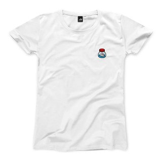 Eye drops - White - female version T-shirt