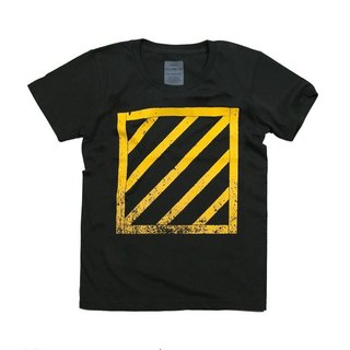 TRAFFIC series safety zone design T shirt Tcollector
