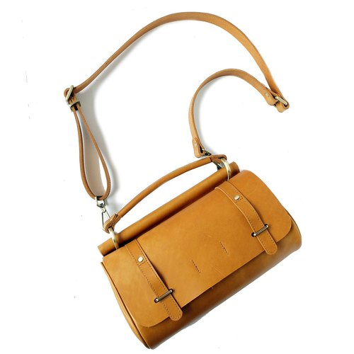 ZEN Minimalist Genuine leather Signature Ginger touch is natural light weight