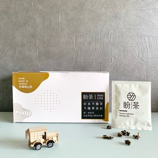 Look forward to tea mountain oolong tea 30 into the tea bag gift box