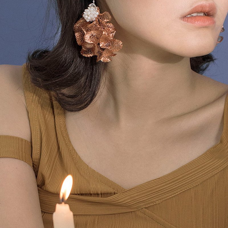【melobject】SpringFeastCollection TulipEarring