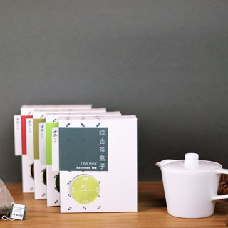 TeaBox// Assorted Tea(5 teabags)