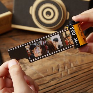 Customized retro film film creative memory film album