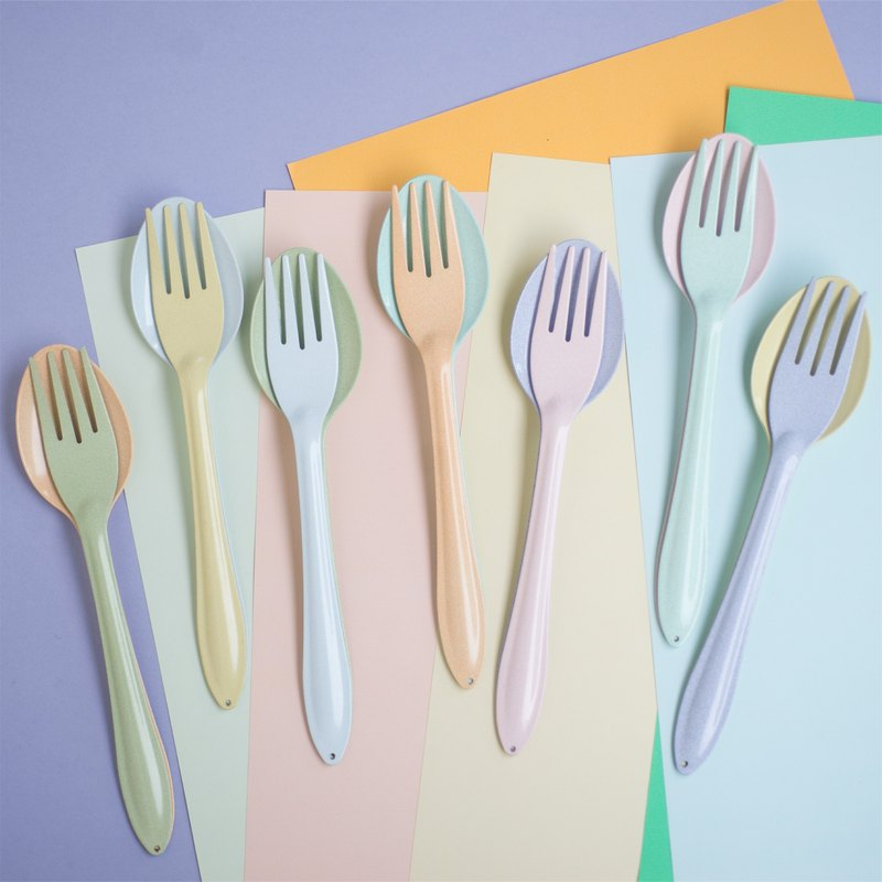 Set Mix Spoon+Fork :Switch&Sweet Collection
