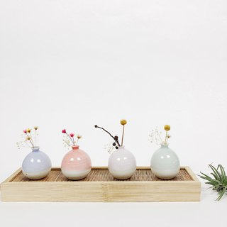 Handmade Ceramic Mini Flower Combination Pack 2