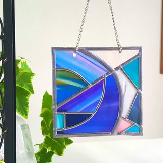 Color Therapy Hanging Art  Calm