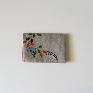 Business card holder color tatami