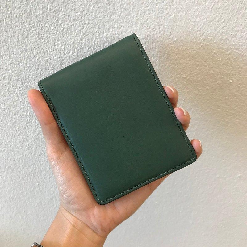 M錢包/綠色