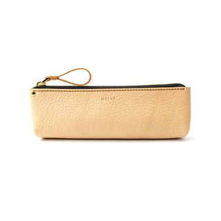 [WILD]|Pencil Case M|Zipper Pouch Silver Kraft