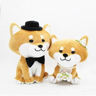 SHIBAinc Wedding doll SET