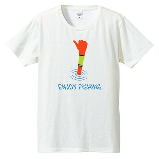 [Tシャツ] Enjoy fishing