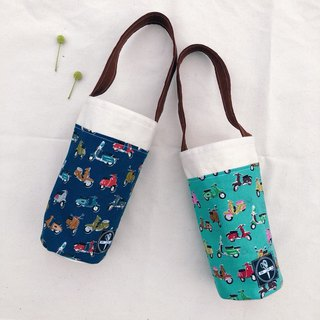 water bottle BAG / Vespa
