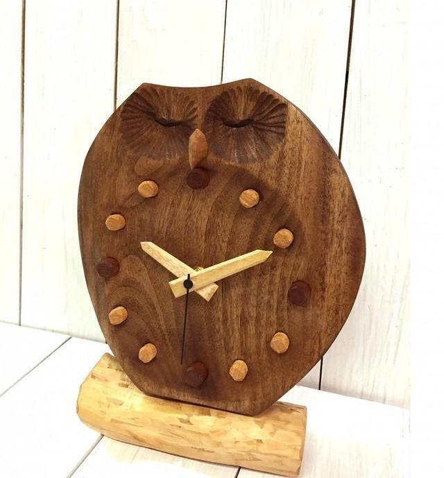 貓頭鷹的時鐘冥想