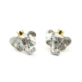 King Porthos Portos King Earrings / Earrings PA399