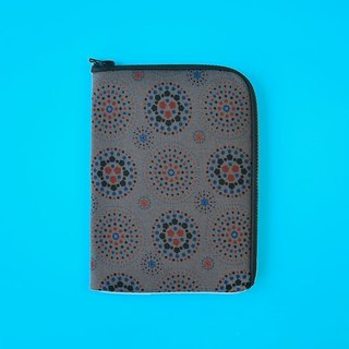 iPad Sleeve / Firework / Dark Night Grey