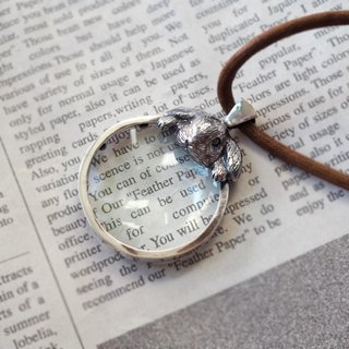 Rop year's loupe pendant