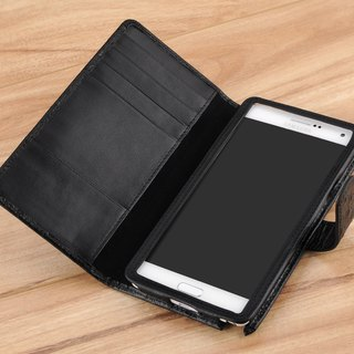 STORYLEATHER made (SAMSUNG series) Style J2 notebook PDA style a custom leather case
