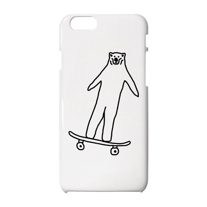 Skate Bear #3 iPhone保護殼