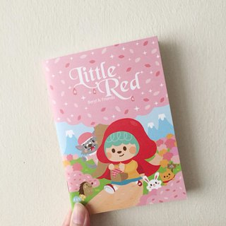 [Little Red Riding Hood] Notebook