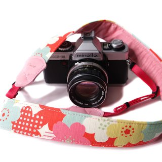 Flower 漾4.0 decompression camera strap
