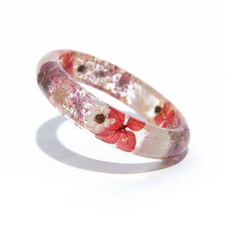 Alice Series [Magic Potion] - Cloris Gift Everlasting Flower Bracelet