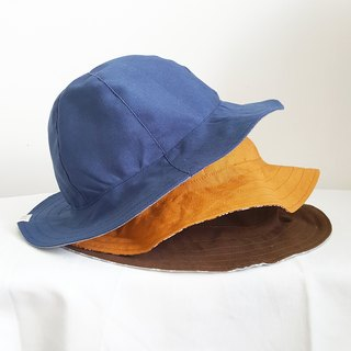 Diamond - Handmade Bucket Hat | Double sided