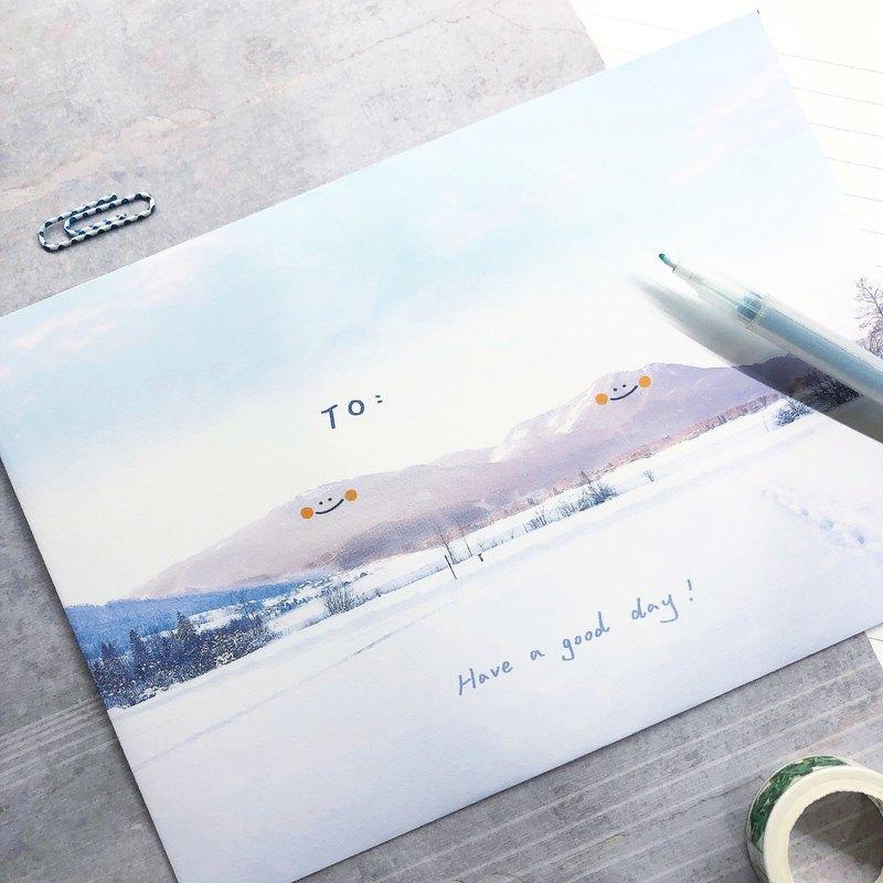 山山相印 / 信封袋 (5/10入)