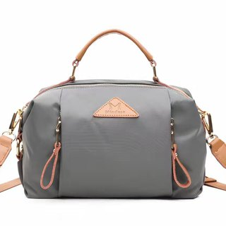 Simple large capacity water-proof handbag/shoulder bag/outdoor travel diagonal bag/pillow bag-multi-color optional