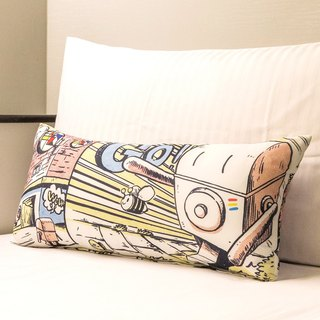 Tiancheng Wenlv - Huashan Town Long Bar Pillow