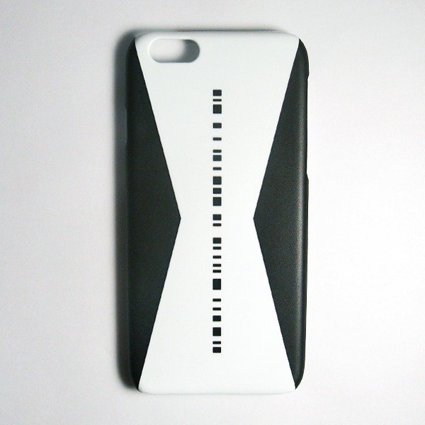SO GEEK phone shell design brand THE BARCODE NUMBER GEEK number bar code scanning subsection 2