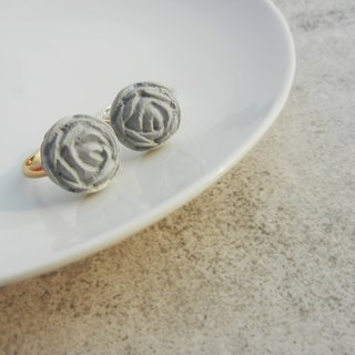 *Coucoubird*Rose Ring - fake cement