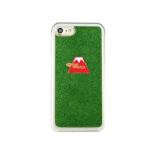 Shibaful -Mill Ends Park Kyototo Fuji for iPhone case スマホケース 富士山