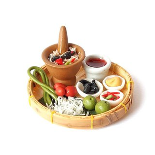 set  Model Thaifood 2