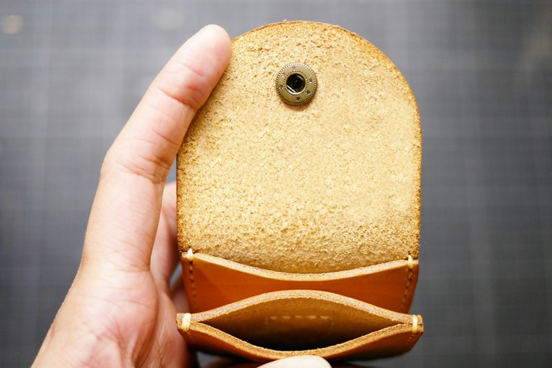 Double muffin purse