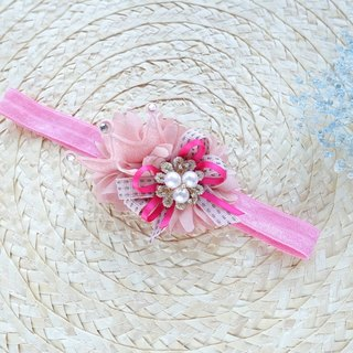 Baby headband - Elastic hairband for babies or kids