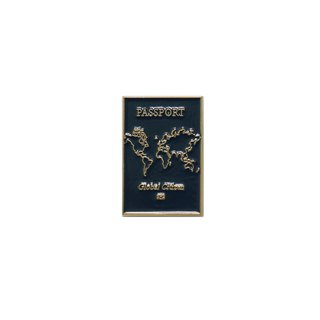 Global Citizen Passport Pin