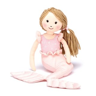 Jellycat Shellbelle Millie 19cm Little Mermaid (Powder)