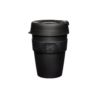 Australia KeepCup Portable Coffee Cup M - Obsidian