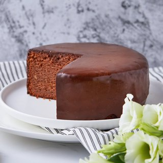 [LeFRUTA] Belgian Pure Dark Chocolate Cake / 6吋