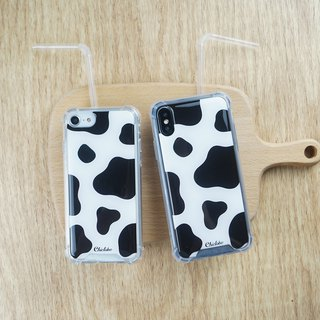 [milk] anti-gravity drop phone case