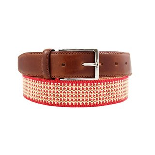 LAPELI │ Belgian Loose Fabric Belt - Colorful