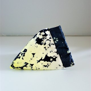 Triangle Snap Pouch (Gradient Print)