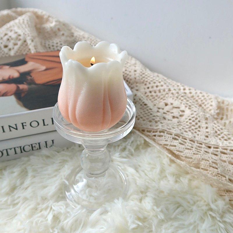 鬱金香蠟燭