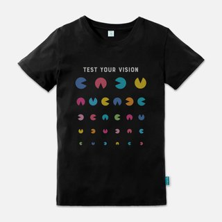 Test your vision - Neutral short-sleeved T-shirt
