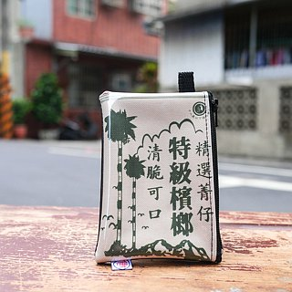 <Self-sales>Coin Purse - Betel Nut