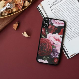 Bloom Elegant Rose Floral iPhone Case for i7,i7plus,i8,i8plus,iX gift,accessorie