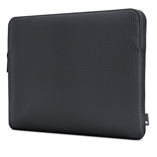 [INCASE] Slim Sleeve Air 13吋 Honeycomb Plaid Pen Protection Inside Bag (Black)
