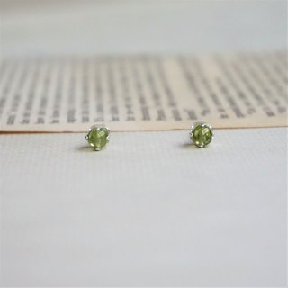 << August Birthstone - Peridot Earrings>> Birthstone Earrings Birthstone